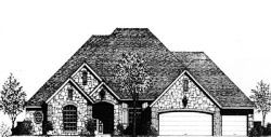 Traditional Style House Plans Plan: 8-757