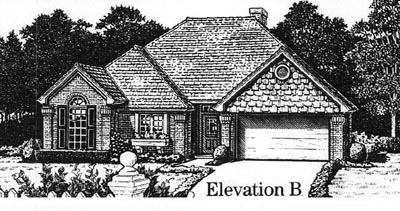 Alternate Elevations Plan: 8-764