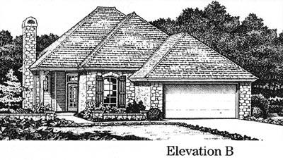 Alternate Elevations Plan: 8-769