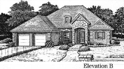 Alternate Elevations Plan: 8-771