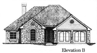 Alternate Elevations Plan: 8-772