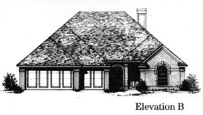 Alternate Elevations Plan: 8-776