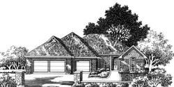 Traditional Style Floor Plans Plan: 8-777
