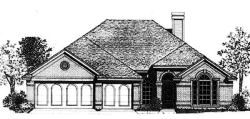Traditional Style Floor Plans Plan: 8-781