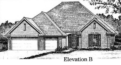 Alternate Elevations Plan: 8-784