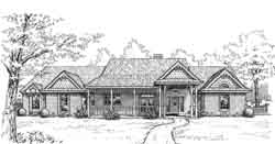 Farm Style House Plans Plan: 8-911