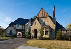 European Style House Plans Plan: 80-102