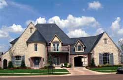 French-Country Style House Plans 80-103