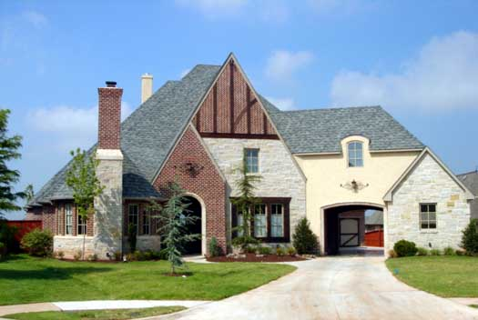 English-country House Plan - 5 Bedrooms, 5 Bath, 5166 Sq Ft