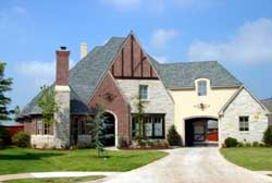English-Country Style House Plans 80-104