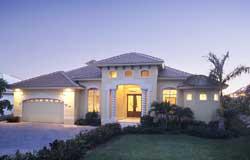 Florida Style House Plans Plan: 81-102