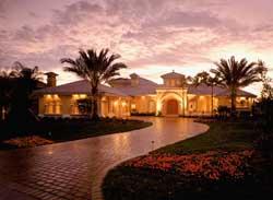 Mediterranean Style House Plans Plan: 81-110