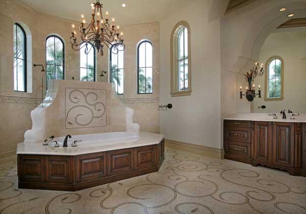 Mediterranean Style Floor Plans