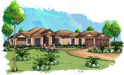 Traditional Style House Plans Plan: 82-101