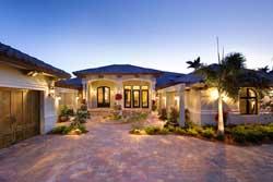 Florida Style House Plans Plan: 82-102
