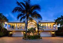 Coastal Style Home Design Plan: 82-110