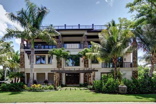 Coastal Style Home Design Plan: 82-112
