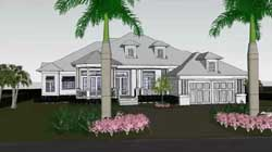 Traditional Style House Plans Plan: 82-113
