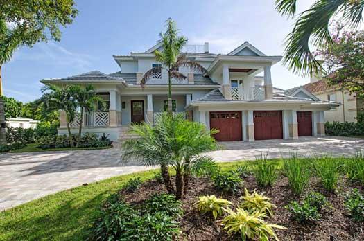 Coastal Style House Plans Plan: 82-120
