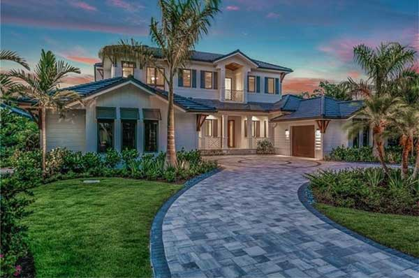 Florida Style House Plans