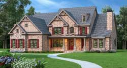 Southern Style Floor Plans 84-104