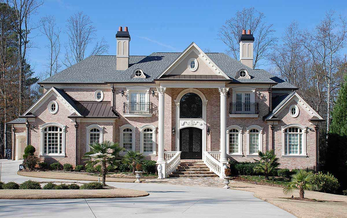Southern Style Floor Plans 84-144