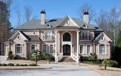 Southern Style Floor Plans Plan: 84-144