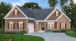 Traditional Style House Plans 84-183