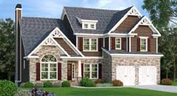 Craftsman Style House Plans Plan: 84-212