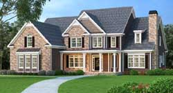 Southern Style House Plans Plan: 84-223