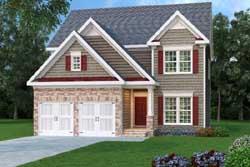 Shingle Style House Plans Plan: 84-230