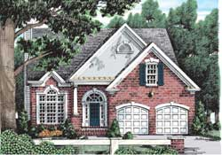 Traditional Style House Plans Plan: 85-120