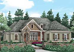 Cottage Style Floor Plans 85-138