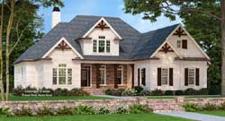 Craftsman Style House Plans Plan: 85-181