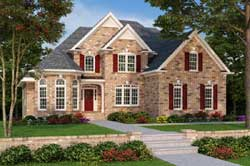 Southern Style House Plans Plan: 85-204