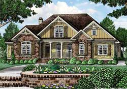 Cottage Style Floor Plans Plan: 85-265
