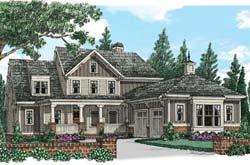 Craftsman Style Floor Plans Plan: 85-460