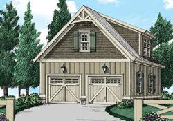 Craftsman Style House Plans Plan: 85-588