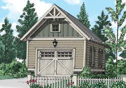 Craftsman Style Floor Plans Plan: 85-589