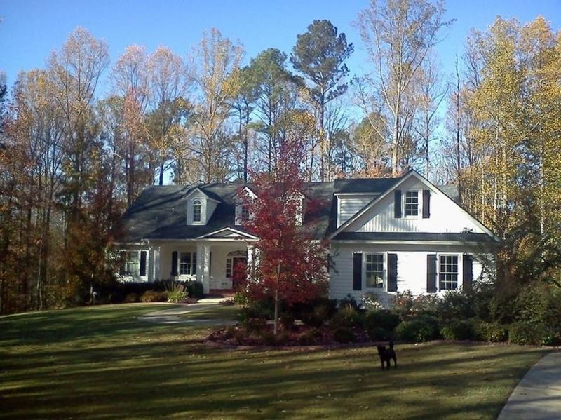 New-england-colonial Style House Plans