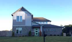 Modern Style House Plans Plan: 87-140