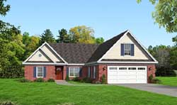 Traditional Style Floor Plans Plan: 87-149