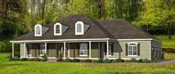 Southern Style House Plans Plan: 87-153