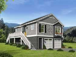 Traditional Style Floor Plans Plan: 87-165