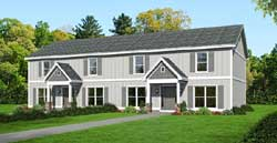 Traditional Style Floor Plans Plan: 87-168