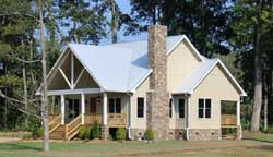 Country Style Floor Plans Plan: 87-183