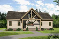 Traditional Style House Plans Plan: 87-186