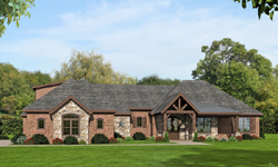 Ranch Style House Plans Plan: 87-230