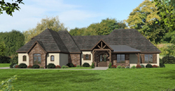 Traditional Style House Plans Plan: 87-235