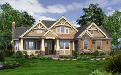 Cottage Style House Plans 88-102